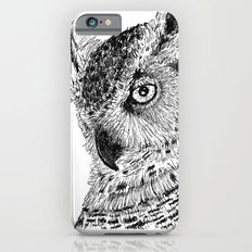 Ink Owl Slim Case iPhone 6s