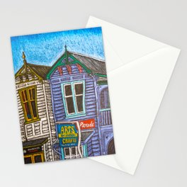 Six Sisters - Napier - New Zealand Stationery Cards