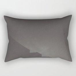 Forced Night Rectangular Pillow