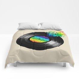 BROKEN RECORD Comforters