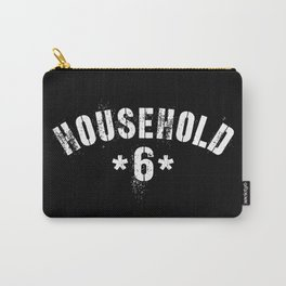 Household 6 - Slang - Military Home Command - Carry-All Pouch