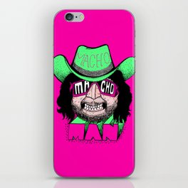 Macho Macho Man! (Randy Savage) iPhone Skin