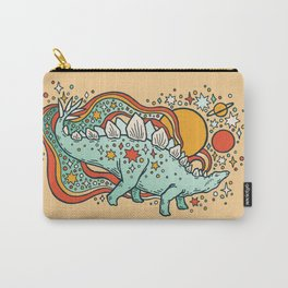 Star Stego   Retro Reptile Palette Carry-All Pouch