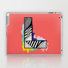 L for …. Laptop & iPad Skin