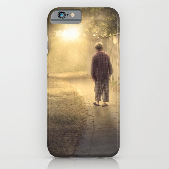 """It's time,"" he said. iPhone & iPod Case"