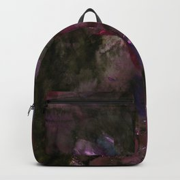 Vellum Bliss No. 7 by Kathy Morton Stanion Backpack