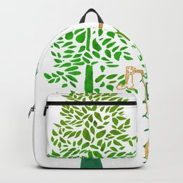 Your Soul Could Never Grow Old It's Evergreen Backpack
