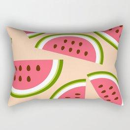Watermelon pattern Rectangular Pillow