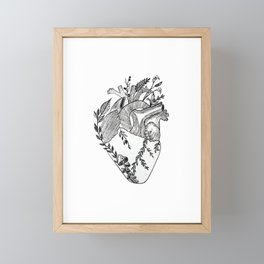 Heart and Soul Framed Mini Art Print