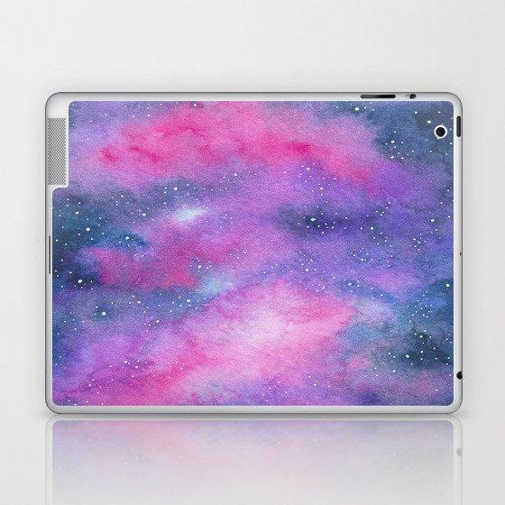 Beautiful Galaxy II Laptop & iPad Skin