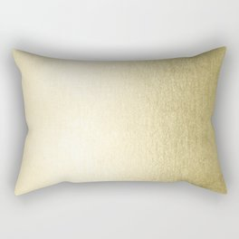 Simply Gilded Palace Gold Rectangular Pillow
