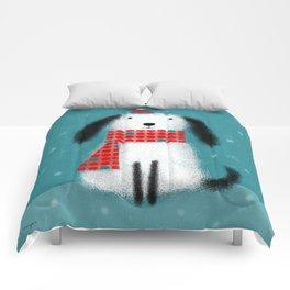 WINTER MUTT Comforters