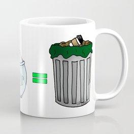 Coffee Math Coffee Mug