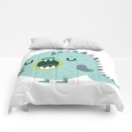 Letter A Comforters