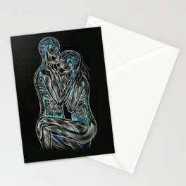 OXYTOCIN Stationery Cards