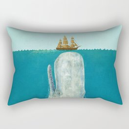 The Whale Rectangular Pillow