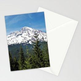 Mount Rainier I Stationery Cards