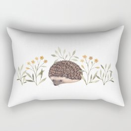 Little Hedgehog Rectangular Pillow