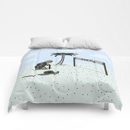 La Gran Carrera Comforters