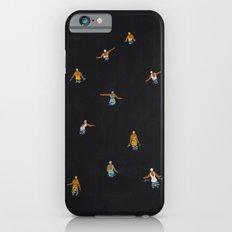 Black swim iPhone 6 Slim Case