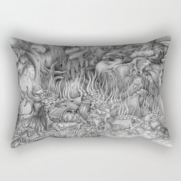 Inevitability Rectangular Pillow