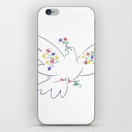 Picasso's Dove iPhone Skin