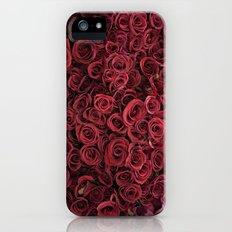 Flower Market 3 - Red Roses iPhone (5, 5s) Slim Case