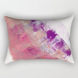 Warm Curve Rectangular Pillow