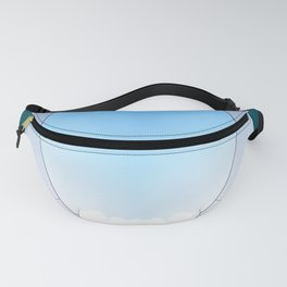 Abstract Sailcloth c3 Fanny Pack