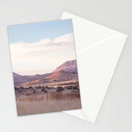 Marfa II - Sunset on the Range Stationery Cards