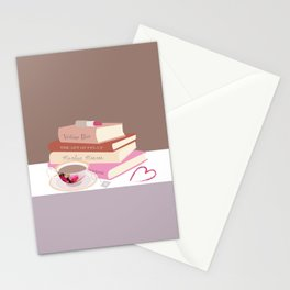 Pin-Up Still Life Stationery Cards