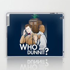 Who Dunnit? Laptop & iPad Skin