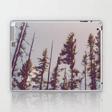 Forest Treetops Laptop & iPad Skin