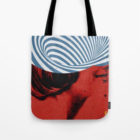 Cinquante   Collage Tote Bag