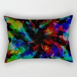 Tie-Dye #7 Rectangular Pillow