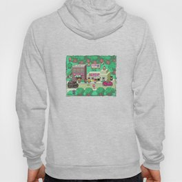 Earthbound town Hoody