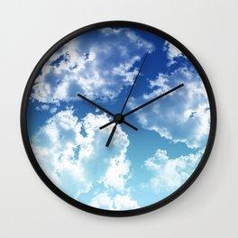 Sky Islands Wall Clock