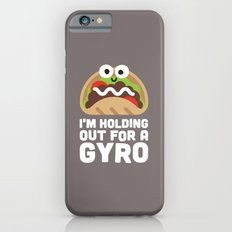 Tzatziki and Ye Shall Find iPhone 6s Slim Case