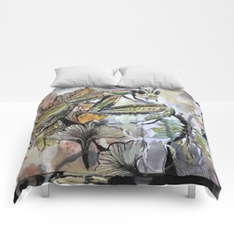 Peace, mantis Comforters