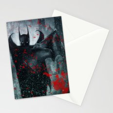 Shadow of the Bat Stationery Cards