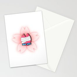 The Unusual Suspects Character 01 Stationery Cards