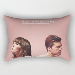 OH WONDER Rectangular Pillow