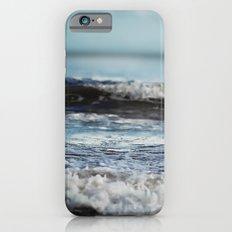 Blue 'tilt' wake iPhone 6s Slim Case
