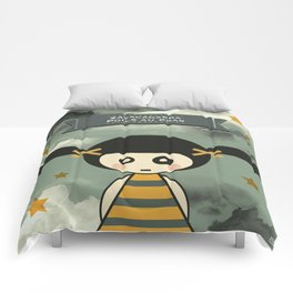 Poil au bras Comforters
