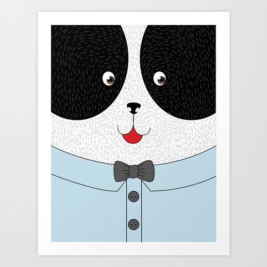Lovely Panda! - cute, funny, sweet, panda bear! Art Print
