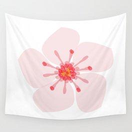 Sakura flower Wall Tapestry