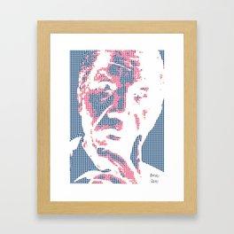"""""""The Thinker"""" Framed Art Print"""