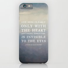 III. Anything essential is invisible to the eyes. iPhone 6s Slim Case