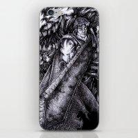 berserk iPhone & iPod Skins featuring Berserk by lcillustrations
