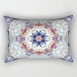 Mandalas from the Voice of Eternity 1 Rectangular Pillow